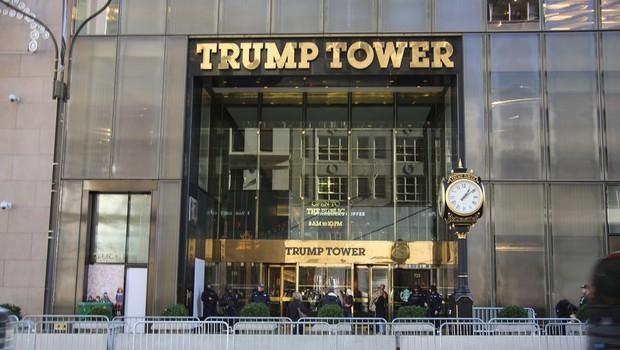 Trump Tower? Žal, na tem naslovu obstaja le Dump Tower! (foto: profimedia)