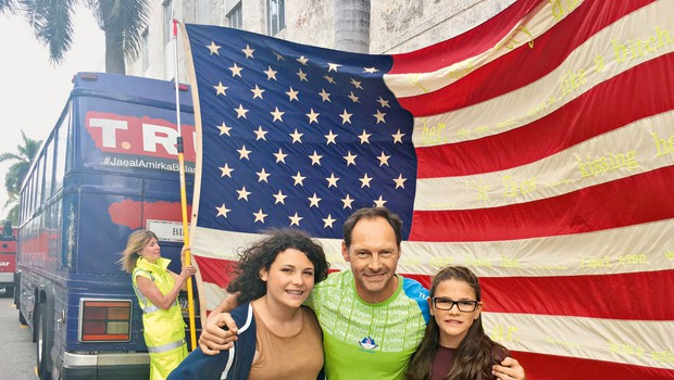Jože Potrebuješ: Ameriške volitve začutil na svoji koži (foto: osebni arhiv)