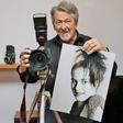 Nina Gazibara: Odkril jo je isti fotograf kot  Melanio Trump