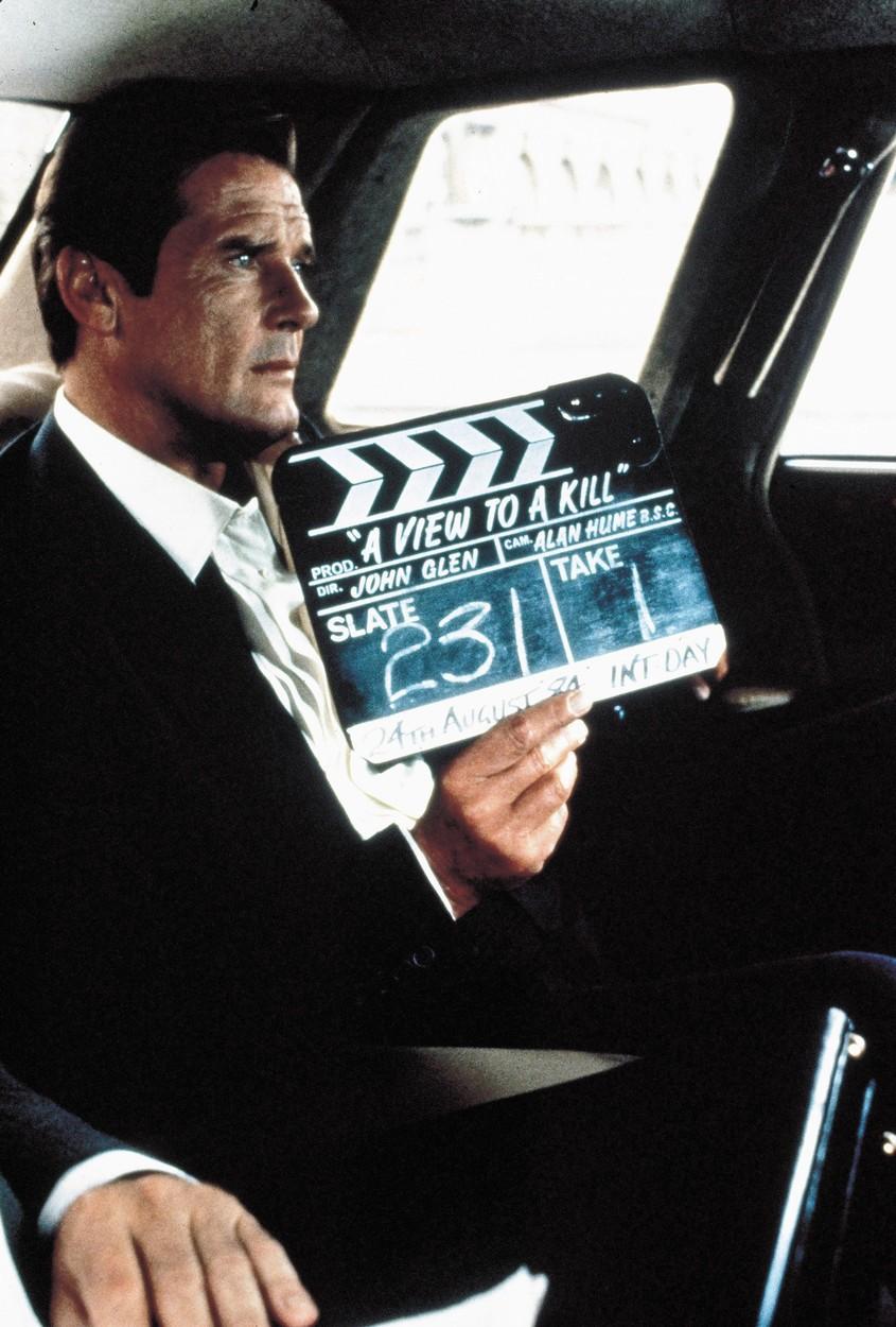 Največji Bond izmed Jamesov Bondov? Roger pravi, da je to Sean! (foto: profimedia)