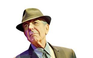 Leonard Cohen: Legenda je odšla, pesmi bodo ostale