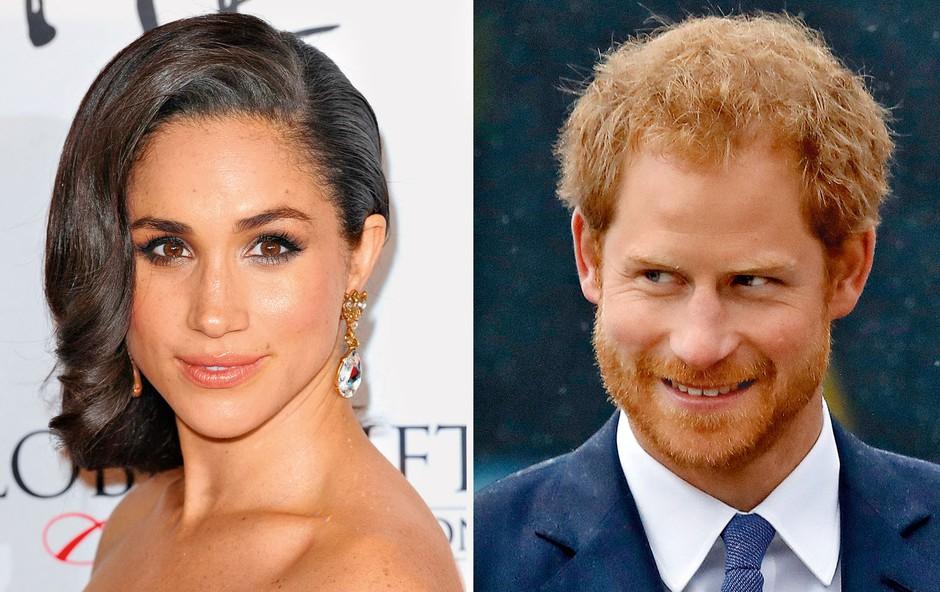 Princ Harry bi rad zaščitil svoje dekle (foto: Profimedia)