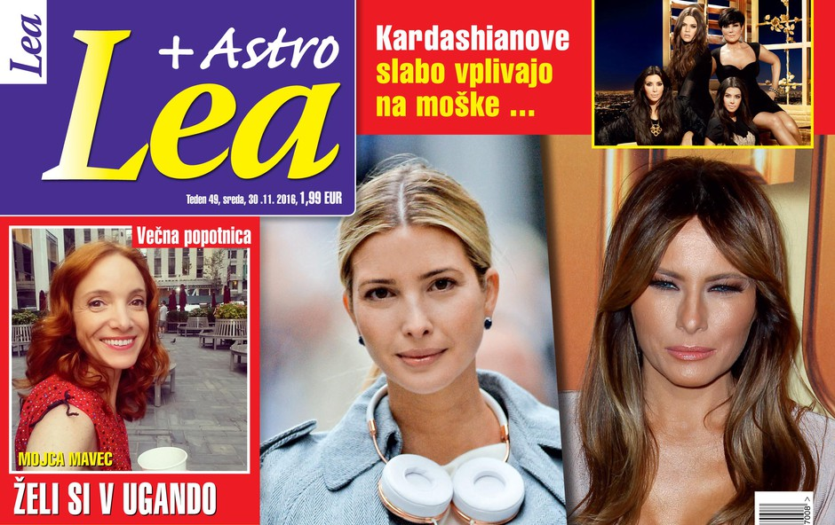 Ivanka Trump & Melania Trump: Katera bo kraljevala v Beli hiši?
