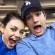 Mila Kunis in Ashton Kutchner dobila drugega otroka! Tokrat fantka!