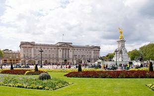 Kraljica Elizabeta: Renovirala bo Buckinghamsko palačo