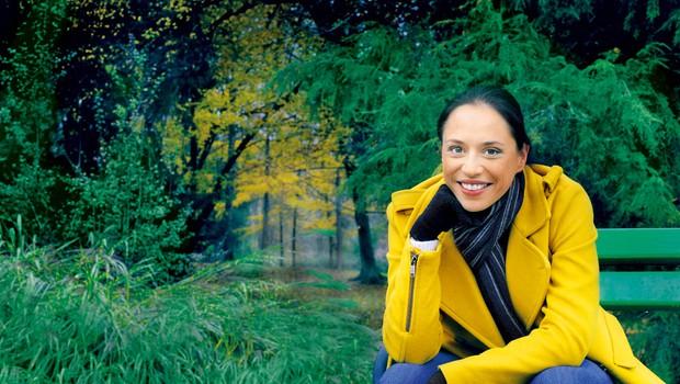 Anja Bukovec: Operna pravljica  bo nekaj posebnega (foto: Primož Predalič)