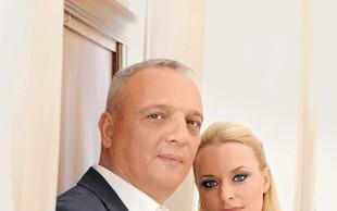 "Damjan Damjanovič in Anja Bohinc: ""Sva samo prijatelja"""