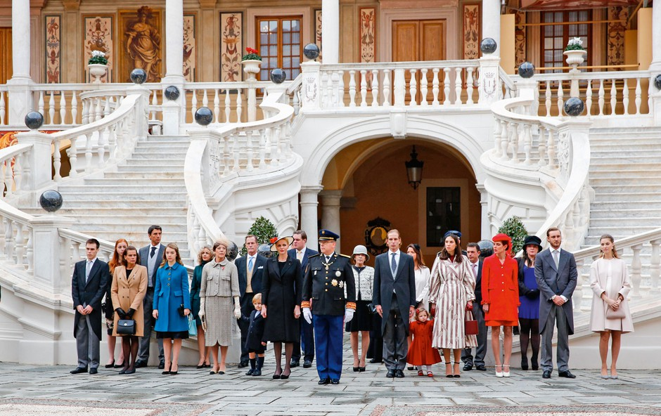 Na monaškem dvoru je vse več otrok! (foto: Profimedia)