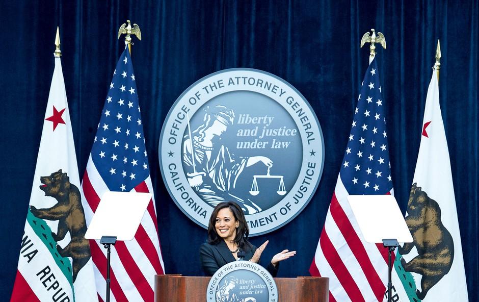 Lahko Kamala Harris postane prva predsednica ZDA? (foto: Profimedia)