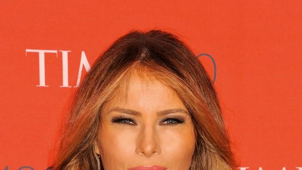 Za frizuro, kot jo ima Melania Trump, je potrebno odšteti 130 evrov (foto: Profimedia)