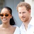 Princ Harry se je z Rihanno odpravil na testiranje za virus HIV