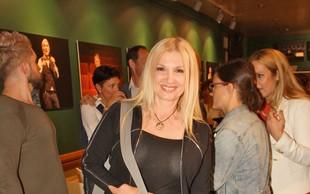 Helena Blagne je v centru Ljubljane nakupovala s stilistko