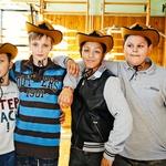Miklavž je obiskal tudi otroke s čustveno in vedenjsko motnjo v zavodu Planina (foto: Aleksandra Saša Prelesnik)