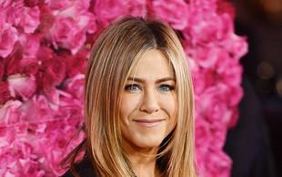 Jennifer Aniston za Brada Pitta nima časa