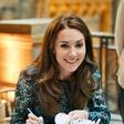Tudi Princesa Kate Middleton je navdušena nad pobarvankami za odrasle