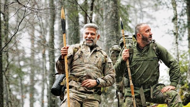 """Brane T. Červek (inštruktor preživetja v naravi): """"Smo razvajeni in pomehkuženi!"""" (foto: Matjaž Žnidaršič)"""
