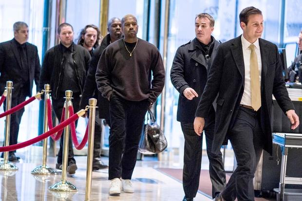 Kanye West na obisku pri Donaldu Trumpu: razpravljala sta o življenju! (foto: profimedia)