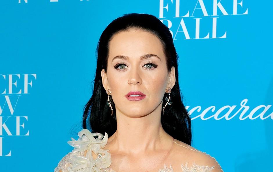 Katy Perry se lahko pohvali z največjim številom slavnih partnerjev (foto: Profimedia)