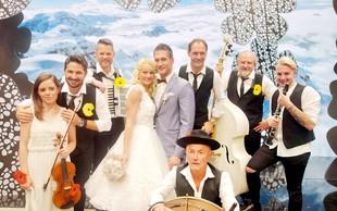 Čuki na porokah priredijo imenitno zabavo!
