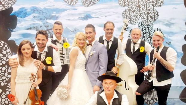 Čuki na porokah priredijo imenitno zabavo! (foto: osebni arhiv)