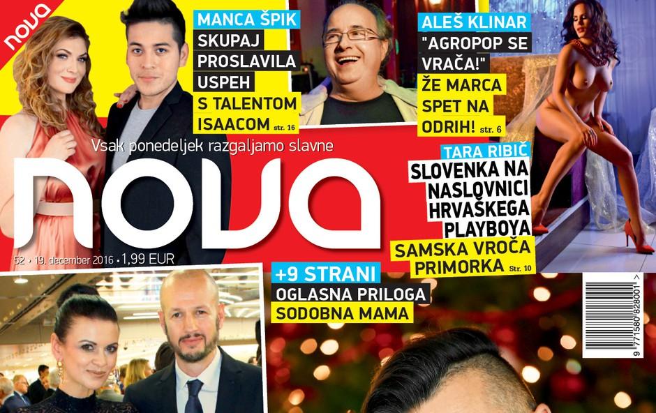 Marjetka (Slovenija ima talent) bo že tretjič zibala? Razkriva nova Nova!