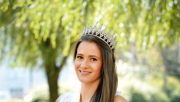 Miss Slovenije Julija Bizjak se je slekla za Playboy (foto: Primož Predalič)