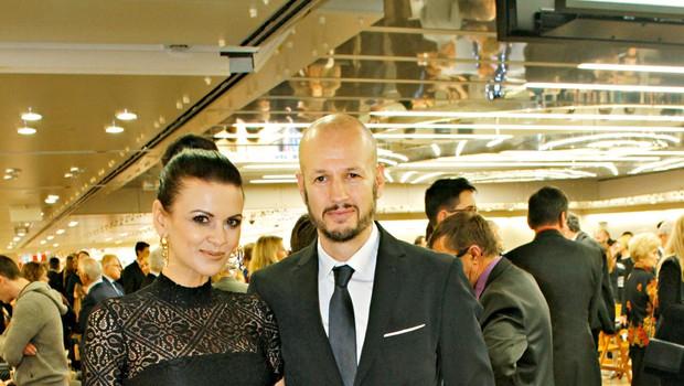 Nina Osenar in Dejan Kontrec bosta maja postala starša! (foto: Goran Antley)