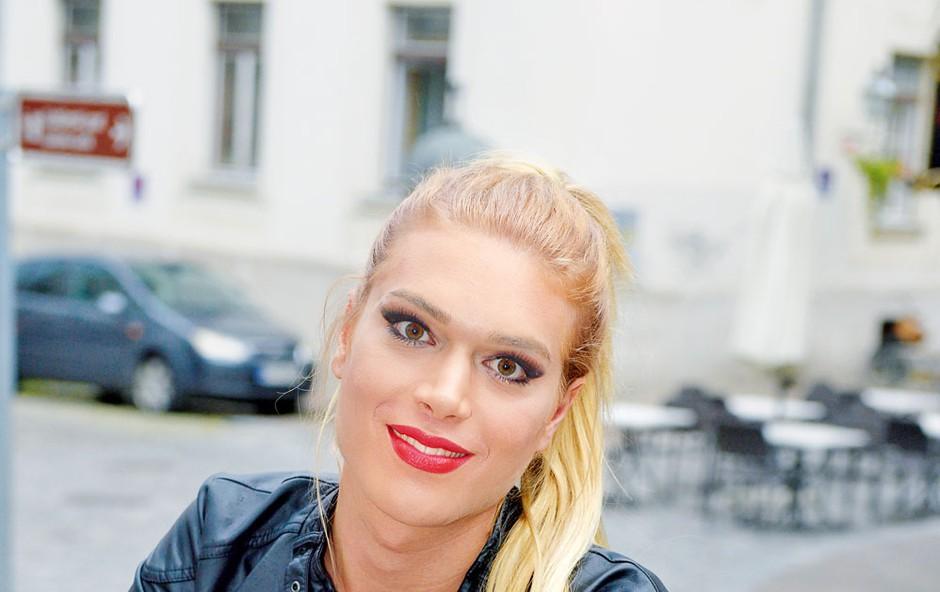 Pia Filipčič (Big Brother) bo praznike preživela doma (foto: Primož Predalič)