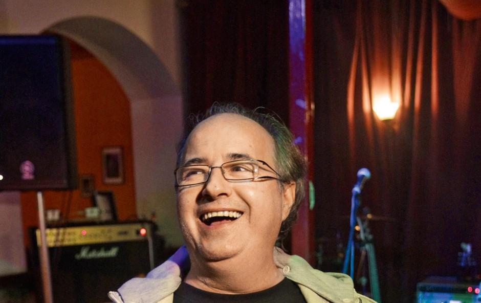 Aleš Klinar bo skupino Agropop popeljal v muzikal (foto: Goran Antley)