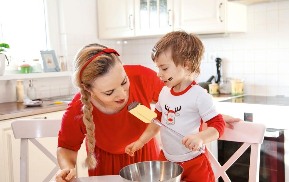 Pripravite si praznični puding, kot ga naredi Ana Žontar Kristanc (foto: Story press)