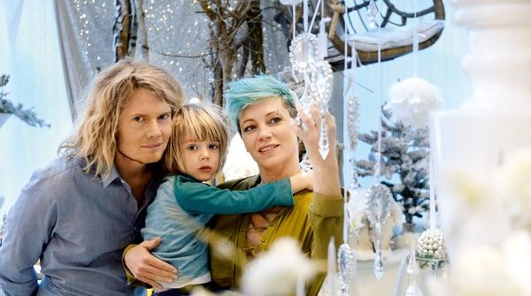 Vizažistka Nataša Zajc božič spremeni v igro