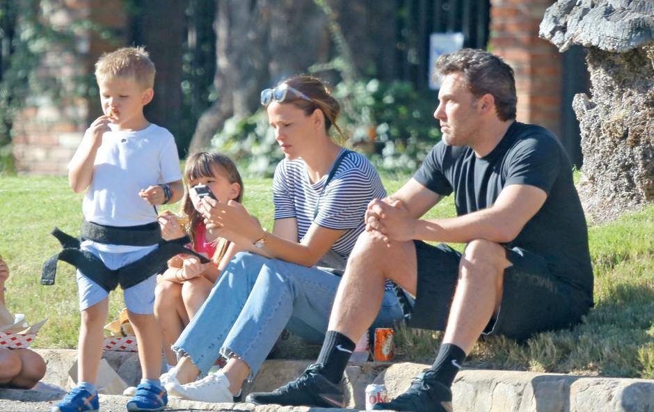 Ben Affleck pravi, da je Jennifer Garner najboljša mama na svetu! (foto: Profimedia)