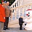 Decembersko veselje na monaškem dvoru