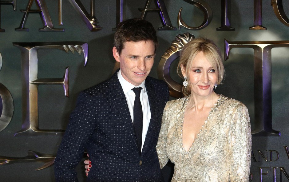 Britanska pisateljica J.K. Rowling piše novi knjigi (foto: profimedia)