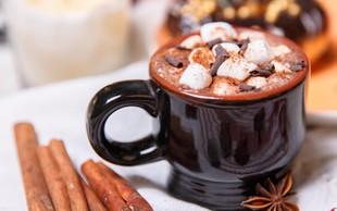 Recept za najboljšo pikantno vročo čokolado
