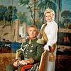 Najdaljši zakon je imela z zadnjim  možem, poslovnežem Frédéricom  Prinzem von Anhaltom, s katerim  se je poročila leta 1986, ločila pa ju  je prav njena smrt.