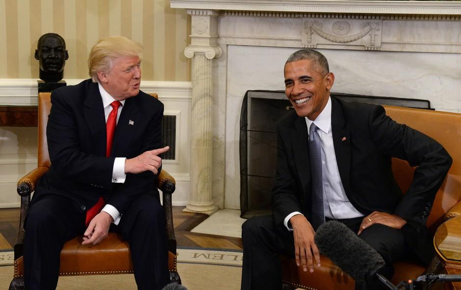 Trump je bil spet glasen na Twitterju! Tokrat je okrcal ZN in Obamo! (foto: profimedia)