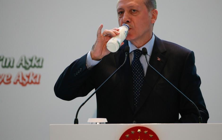 Turški kuhar v priporu, potem ko je rekel, da Erdoganu ne bi postregel niti čaja! (foto: profimedia)
