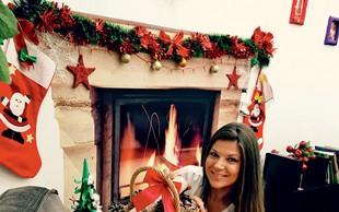 Jasna Kuljaj ne bo nikoli pozabila božiča v Londonu