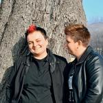 S partnerico Janjo sta skupaj že deset let. (foto: MIMA)