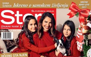 Ivana Šundov za Story o svojih hčerkah, ki da sta njen največji uspeh!