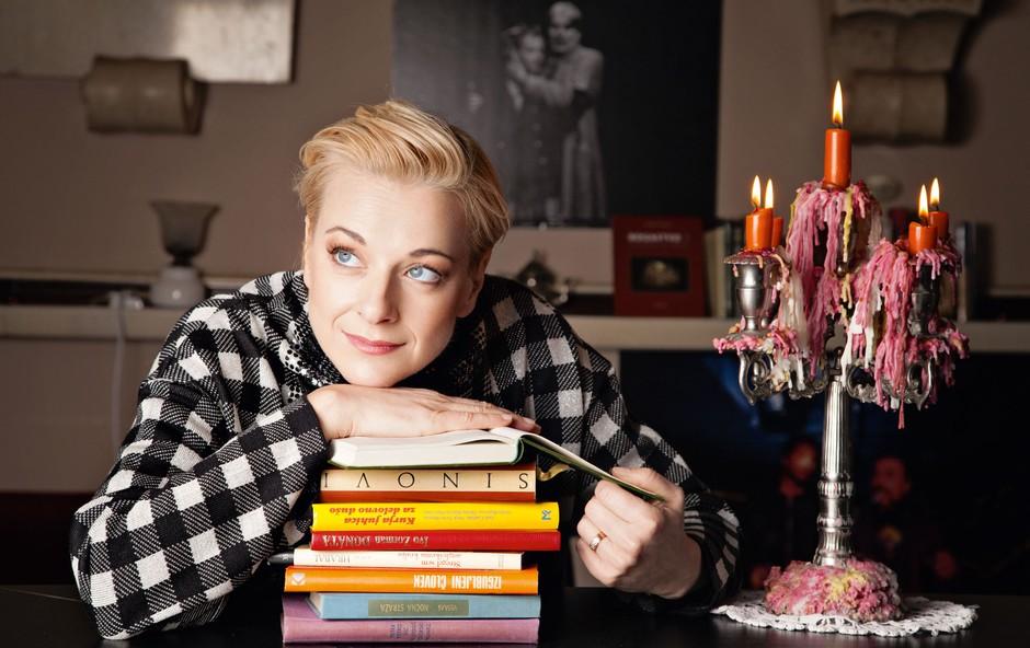 """Barbara Cerar: """"Nočem biti nesrečna in zagrenjena!"""" (foto: Aleksandra Saša Prelesnik)"""