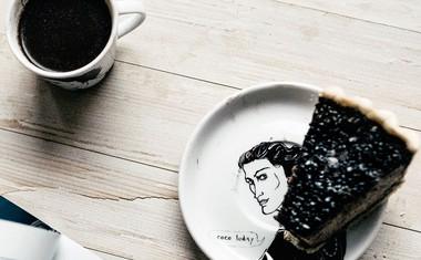 Polona Pačnik je pila kavo že z Ivanom Cankarjem in Almo Karlin