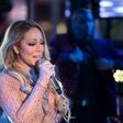 Mariah Carey zaradi tehničnih težav z blamažo na Times Squareu!