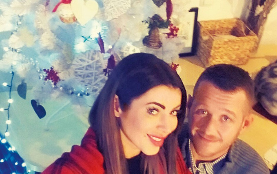 Mirela Lapanović (Big Brother) se je s sinom in partnerjem odpravila na lepotne popravke (foto: osebni arhiv)