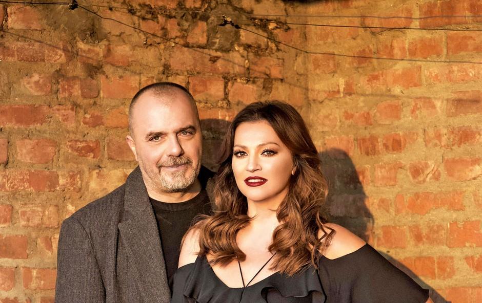 Nina Badrić je posnela ljubezensko balado za filmsko uspešnico (foto: Marko Grubišić)