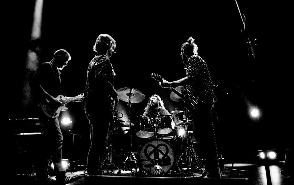 Hamo & Tribute 2 Love s predstavitvenim koncertom novega albuma v Kinu Šiška! (foto: Marko Alpner)