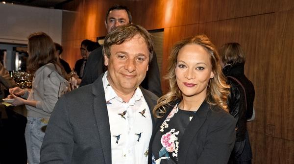 Igralca BojanEmeršič in Viktorija Bencik Emeršič bosta prvič stala skupaj na odru