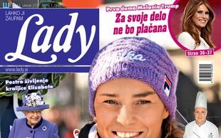 V novi Lady o dokončnem slovesu čustvene Tine Maze!