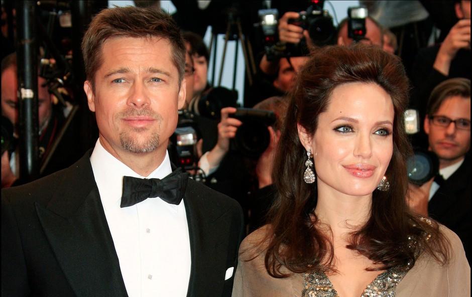 Sporu še ni videti konca - Brad in Angelina spet pred sodnika! (foto: Profimedia)